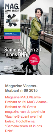 Magazine Vlaams-Brabant #69