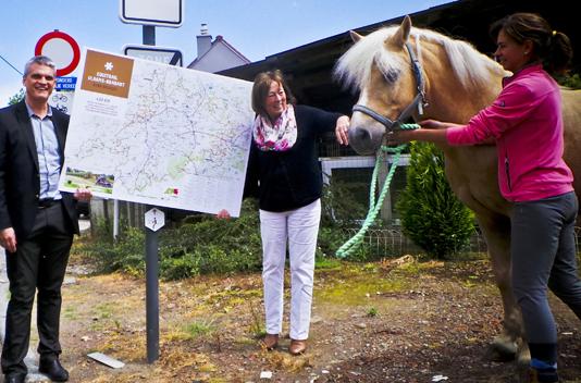 Equatoriaal rond Brussel 430 km te paard in de Groene Gordel