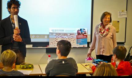Startschot Week van de Opvoeding in Aarschot (basisschool Bekaf)